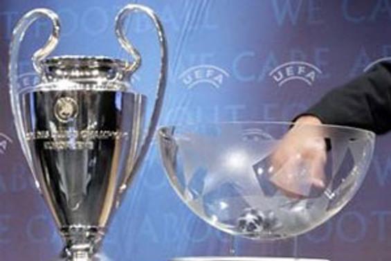 Avrupa Ligi grup kuraları yarın çekilecek