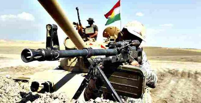IŞİD'den Peşmerge mevzilerine baskın