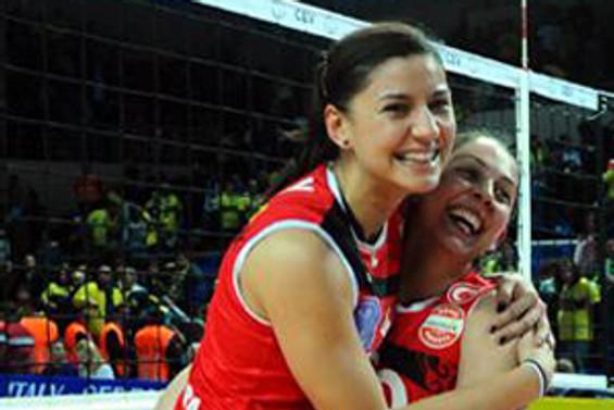 'Filenin Sultanları' üst üste 7. kez Avrupa Şampiyonası'nda