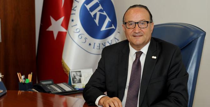 İKV'nin yeni başkanı Zeytinoğlu oldu