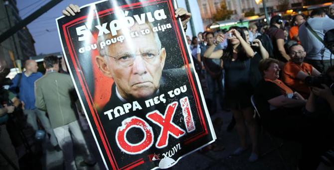 """Referandum sonucu """"Grexit"""" ihtimalini artırdı"""
