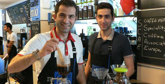 Yeni nesil 'kahveler' hızla yaygınlaşıyor