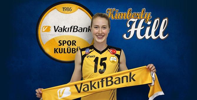 'En değerli oyuncu' VakıfBank'ta