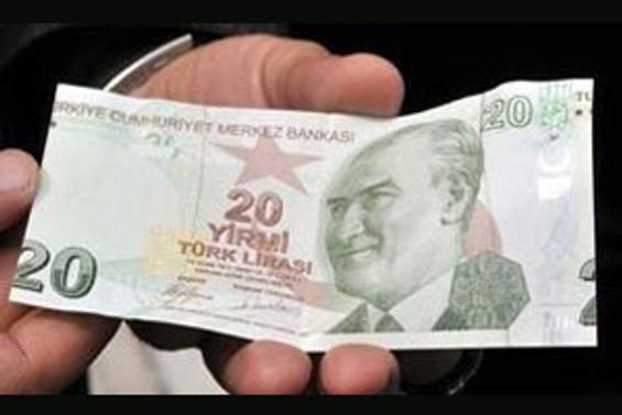 Piyasaya hatalı banknot  sürüldü
