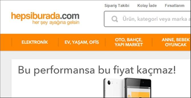 'hepsiburada.com' tasarımını yeniledi