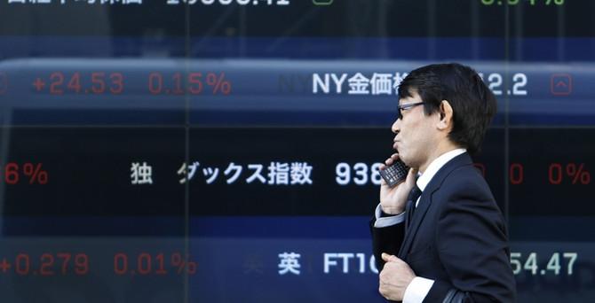 Panik satışlarının vurduğu Çin borsaları dondu!