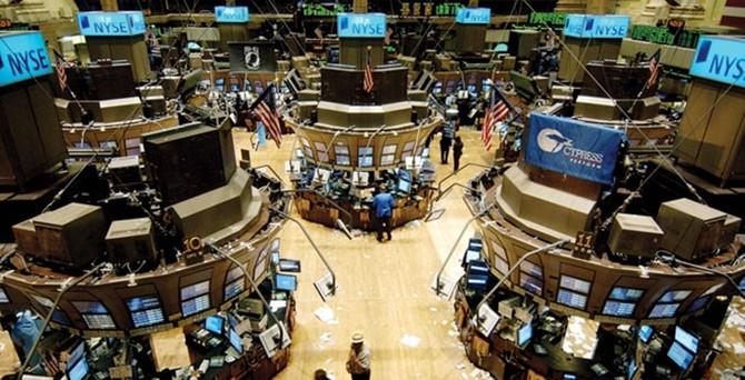 New York Borsası 4 saat durdu