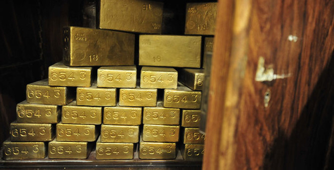 Çin altın fiyatlarını kontrol etmek istiyor