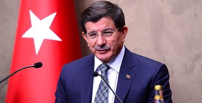 Davutoğlu: Yoğunluğu CHP ve MHP'ye vereceğiz