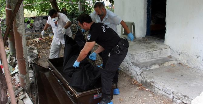 Fethiye'de çürümüş erkek cesedi bulundu