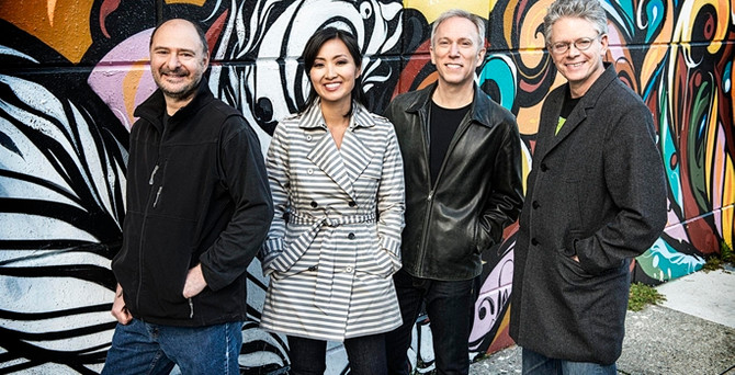 Kronos Quartet'ten Antik Taş Ocağı'nda müzik ziyafeti