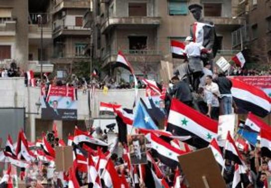 AB, Suriye'ye yaptırım konusunda uzlaştı
