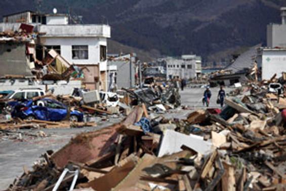 Japonya'da felaket bütçesine onay çıktı
