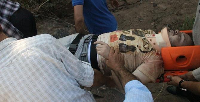 Sivas'ta kaza: 2 ölü 4 yaralı