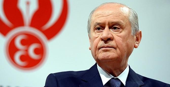 'Meclis'e geldiğinde MHP ne yapacağını bilir'