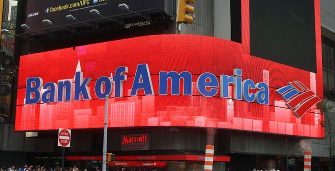 BOFA kârını yüzde 100 artırdı