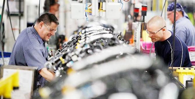 ABD'de Chicago PMI beklentileri aştı