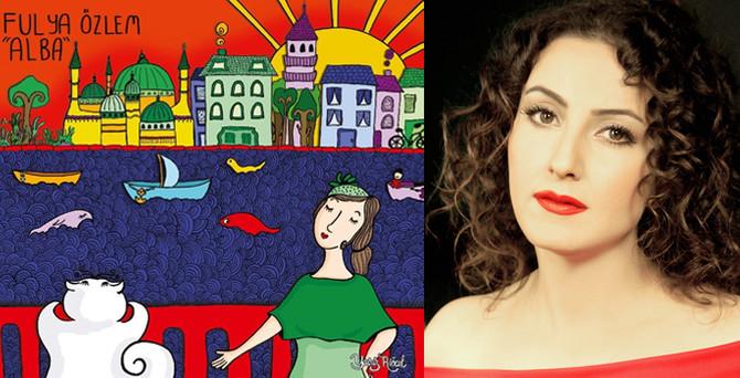 Fulya Özlem'den yeni albüm 'Alba'