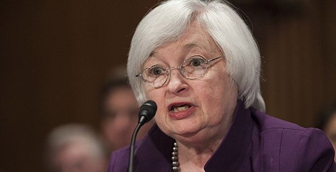 Senatörlerden Yellen'e 'şeffaflık' eleştirisi