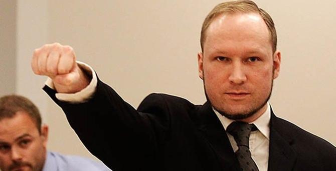 Norveç katliamcısı üniversiteye yazılıyor