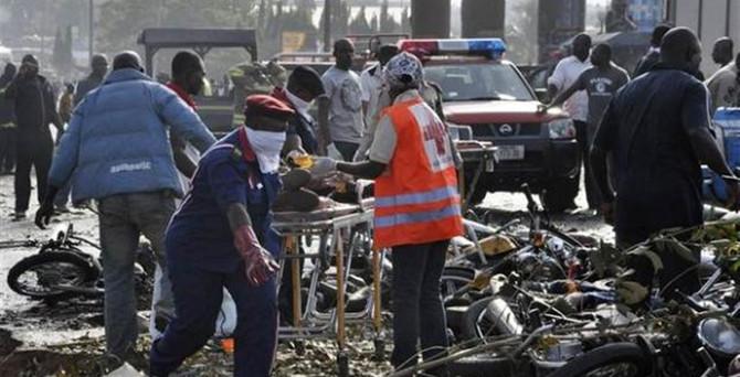 Dışişleri'nden Nijerya'daki saldırılara kınama