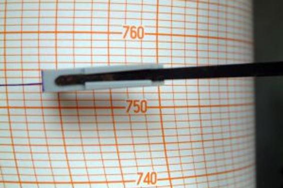 Kütahya'da 4 büyüklüğünde deprem