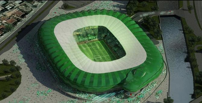 Timsah Arena yeni sezona hazırlanıyor