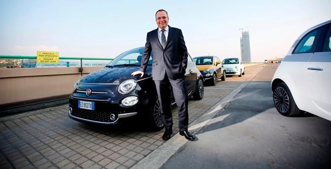 Fiat '500'le hedefleri gazlıyor