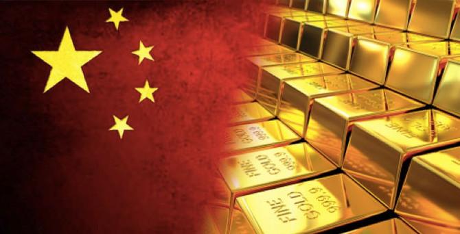 Çin altın rezervini açıkladı