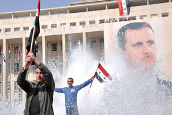 Independent Esad'ı hedef gösterdi