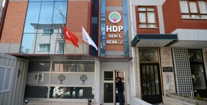 HDP'den kınama