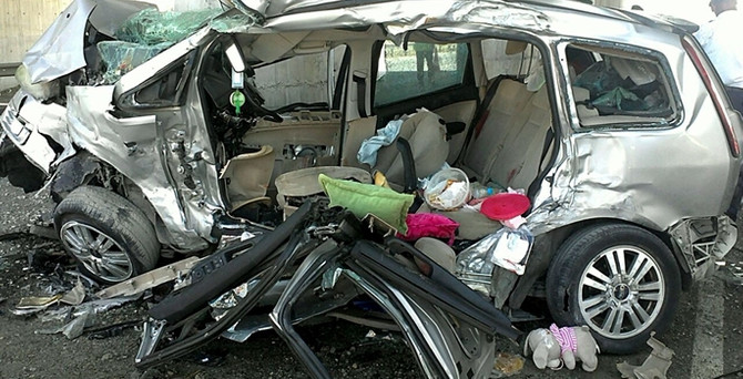 Bilecik'te feci kaza: 2 ölü, 10 yaralı