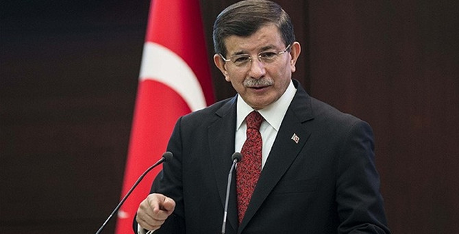 Davutoğlu, Irak Başbakanı İbadi ile görüştü