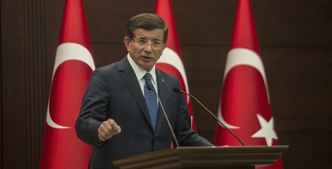 Davutoğlu: Ortak deklarasyona imza atalım
