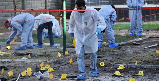 Dünya terör saldırısını kınadı