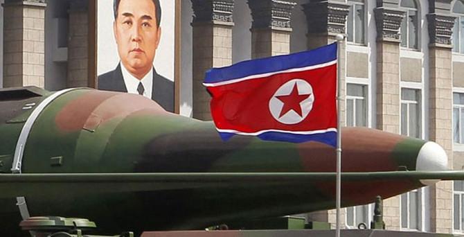 Kuzey Kore'den nükleer rest