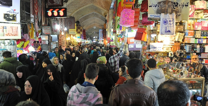 13 sektörde yeni rota İran pazarı