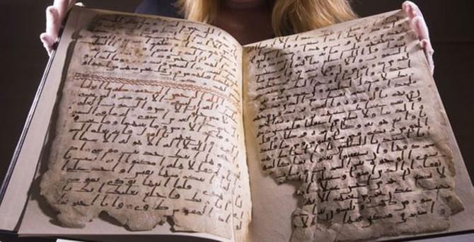 En eski Kur'an-ı Kerim bulundu