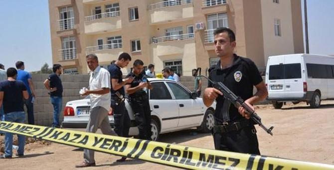 Polislerin şehit edildiği saldırıda 3  gözaltı
