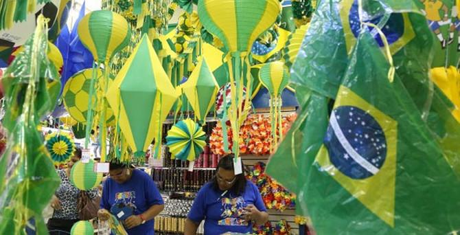 Brezilya'da cari açık beklentileri aştı