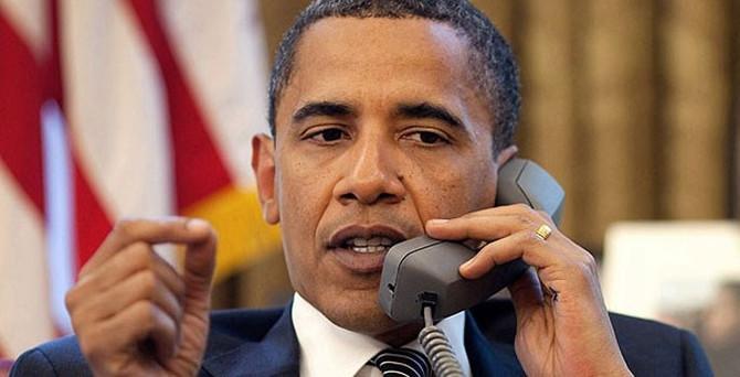 Obama'dan terör örgütü PKK'ya kınama