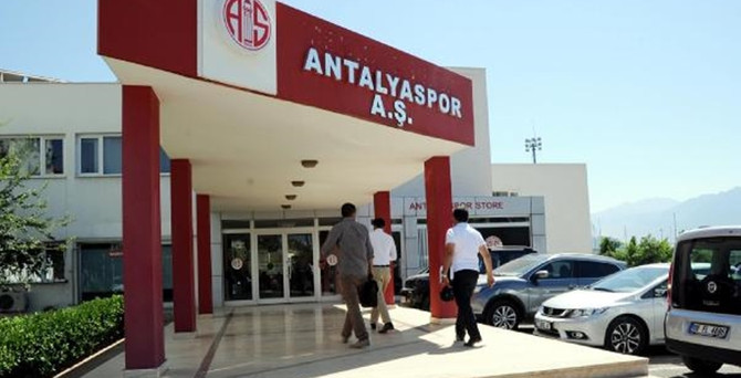 Antalyaspor'a haciz şoku