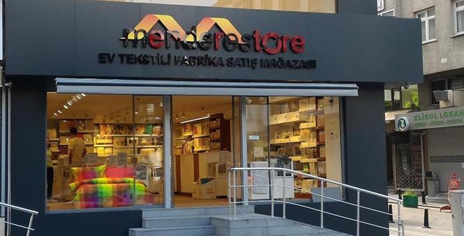 Menderes Store, İstanbul'daki ilk mağazasını açtı