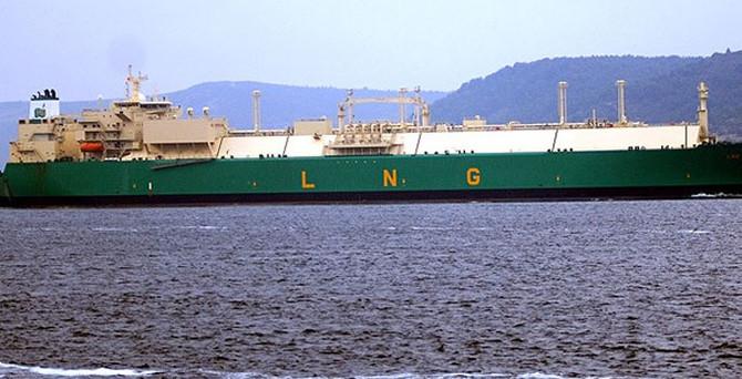 'İran'ın LNG ihracatı bir hayal'