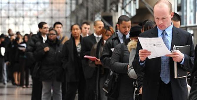 ABD'de işsizlik başvuruları beklenti altında