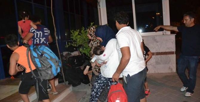 Muğla'da 50 kaçak yakalandı