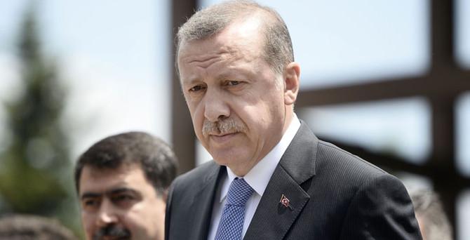 Erdoğan: İlk adım atıldı