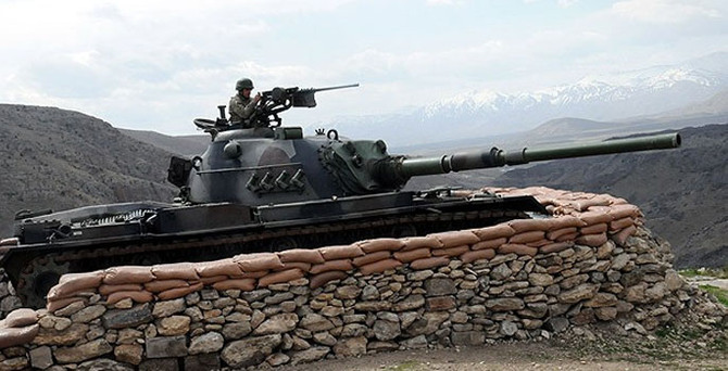 'YPG vuruldu' iddiasına Türkiye'den yanıt