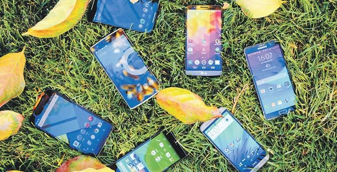 2015'in en çok beklenen telefonları