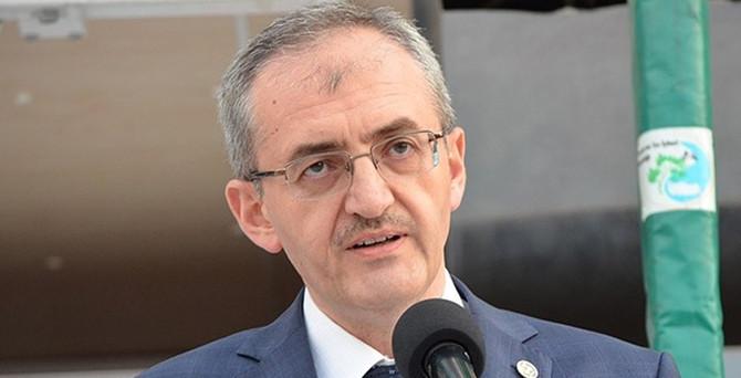DSİ Genel Müdürü A. Rıza Diniz oldu